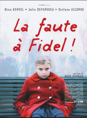 Affiche La faute à Fidel